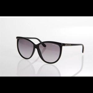 7fa6913788a8 Tom Ford TF 296 01b Josephine Sunglasses